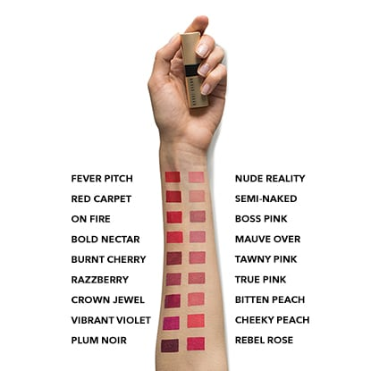 Luxe Matte Lip Color